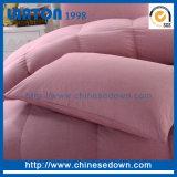 weiche Ente-unten gesteppte Steppdecke der Bettdecke-100%Polyester