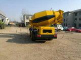 carro móvil diesel del mezclador concreto 3cbm con Self-Loading