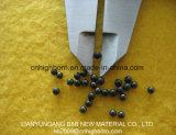 De hoogste Verkopende Bal van het Nitride van het Silicium van de Weerstand van de Slijtage Zwarte Ceramische Malende