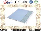 Горячая штемпелюя панель стены Потолк-PVC Панел-PVC PVC для украшения