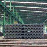 Sy295 Warmgewalst Staal die zich van Fabrikant 400X125mm opstapelen van de Stapel van de Staalplaat