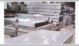 Гальванизированный канал c плиты с прорезано