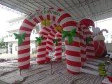 Aufblasbarer Eingangs-Bogen/im Freienweihnachtsdekoration-aufblasbarer Bogen