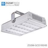 최상 산업 광고 방송 160W LED 옥외 높은 만 빛