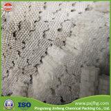 Pp, PVDF, de Gestructureerde Verpakking van pvc Plastiek