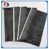 Striscia di nylon della spazzola del portello di sigillamento della Manica del metallo del filamento