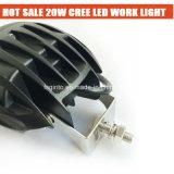 Высокая производительность овал 3,8 дюйма 20Вт Светодиодные рабочего освещения погрузчика (GT1023E-20W)