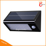 Outdoor Home Lighting를 위한 태양 Powered LED Wireless Wall Light