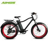ハイブリッドによっては完全な中断脂肪質のタイヤ山の電気バイクが自転車に乗る