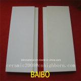 95 % de l'alumine Wear-Resistant plaque en céramique