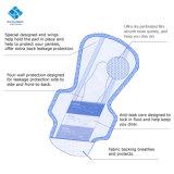 Super Longa Ultra-Thin Menstrual Feminino absorventes higiênicos para uso durante a noite