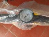 Para a alta pressão da bomba manual de produtos infláveis com medidor de ar