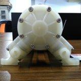 Baixo custo de plástico da bomba de diafragma Operada por Ar Qbk-06/10