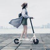 Scooter électrique portatif de Mijia Xiaomi E de scooter approuvé neuf de 2017