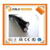 Ce сертифицирована плоский кабель с изоляцией из ПВХ и электропроводка парных и плоский кабель