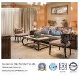 Античная мебель гостиницы с китайским комплектом спальни (YB-TJ)