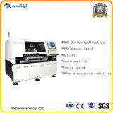 Máquina de inserção do Componente Eletrônico Axial Xzg-4000em-01-60 para placa de decodificador de DVD