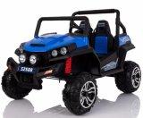 conduite des gosses 24V sur le jouet de véhicule avec à télécommande