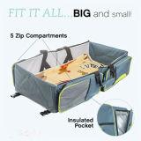 Bassinet перемещения младенца мешка кроватки перемещения младенца многофункциональной младенческой кровати складной