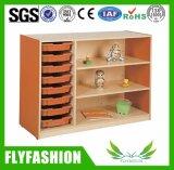 Los niños de alta calidad de madera Armario de libro para el comercio al por mayor (SF-130C)