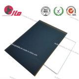 Farbe: Transparentes /Black-Polycarbonat- (PC)Blatt