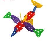 Bloc de construction d'alimentation Fatory Favorable Les enfants heureux Jouet de fleurs