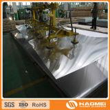 Piatto di alluminio 5083/6061/6082 di alta qualità con il prezzo competitivo