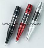 デジタルMicroblading眉毛の入れ墨のペンPmuの針の回転式入れ墨機械