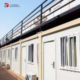 3 Huis van de Container van het verhaal het Uitzetbare Modulaire