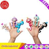 Neue Farben-interaktiver Kind-Spielzeug-Fisch-Baby-Fallhammer des Entwurfs-sechs