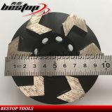 """абразивный диск чашки диаманта 100mm истирательный с 5/8 """" - отверстиями 11 соединения"""