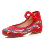 中国様式の女性の方法綿の靴