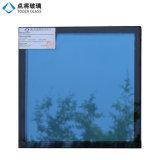 Vidrio Inferior-e aislado azul marino del alto rendimiento para la construcción