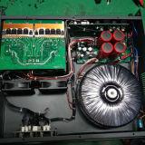 400W*4 Versterker van DJ van de Macht van het Systeem van het kanaal de Professionele Correcte