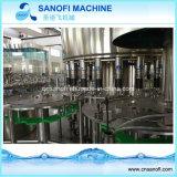 Trois en une seule bouteille d'eau la ligne de production de machines de remplissage