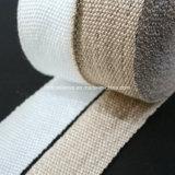 Nastro di protezione contro il calore a prova di fuoco della tessitura della vetroresina dell'isolamento termico