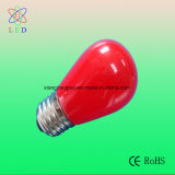 LED 표시 전구 G50 E27 의 10m 당 LED 끈 E27 40 전구, LED 다색 G50 끈 훈장 램프
