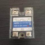 Le SSR 10da 3-32VCC à 24-480VAC monophasé relais de l'état solide