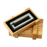 Artesanales de Madera diseño exclusivo de monedas conmemorativas de embalaje de madera de embalaje de regalo