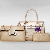 Neuer Ankunfts-Beutel stellt Beispielkoreanische Handtaschen-Dame Bag mit Bären-Zusatzgerät durch Sy8613 ein