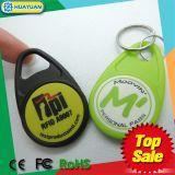Tener acceso al keychain elegante de los keyfobs de 125kHz TK4100 RFID