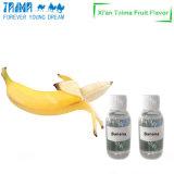 Pg/Vg solúvel sabor concentrado de banana para líquidos/Sumo Vape 125ml de amostra fornecidos