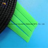 Involucro tessuto di manicotto espansibile del tubo della maglia dell'animale domestico flessibile termo