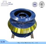 Peças elevadas do triturador do cone de Metso HP4 da resistência de desgaste