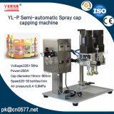 Máquina que capsula del casquillo semiautomático del aerosol (YL-P)