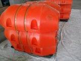 Cais flutuantes infláveis flutuação de plástico