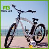 전기 바닷가는 36V 250W 남자 바닷가 함 중국 성숙한 E 자전거를 자전거를 탄다