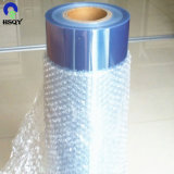 Calandragem de plástico filme de PVC rígido transparente para embalagem blister pílulas