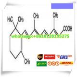 Trétinoïne pharmaceutique active CAS 302-79-4 de poudre d'intermédiaires pour traiter l'acné