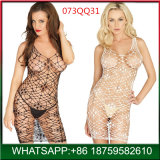 Hot Sale femme creux Lingerie Sexy tentation Fishnet
